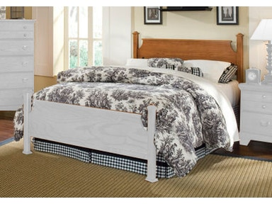 Carolina Furniture Works Poster Bed 38724 Bed