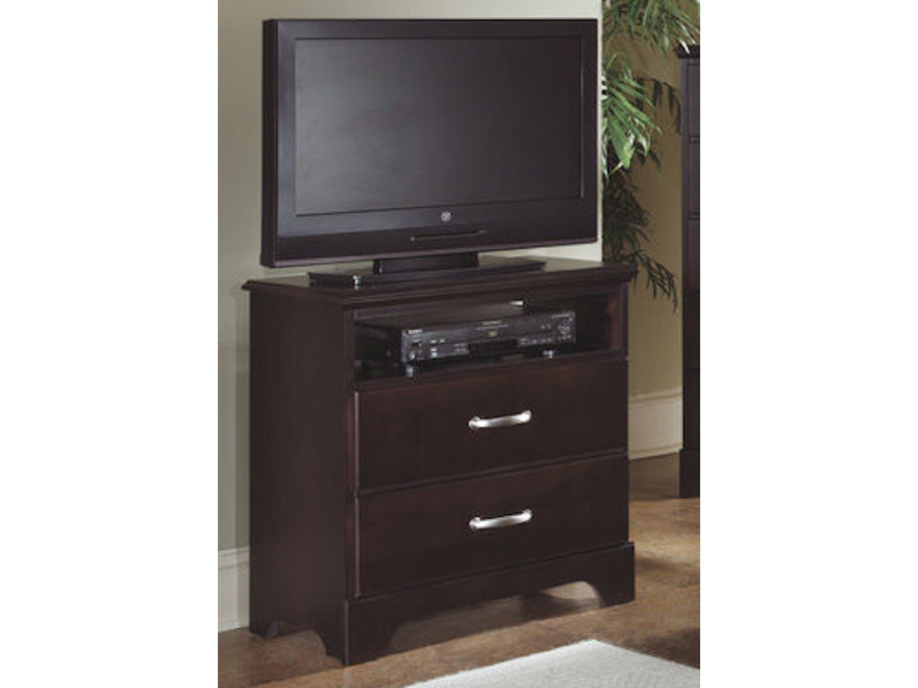 Carolina furniture works bedroom media chest 474200 for Carolina furniture