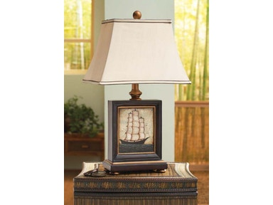 Midwest - CBK Table Lamp 91112