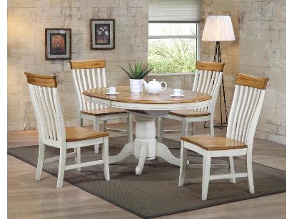 ECI Dining Table 2150 10 20 T P