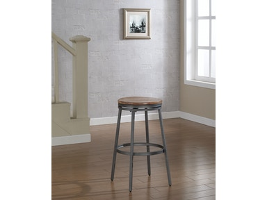 American Woodcrafters Bar Stool B1-100-30W