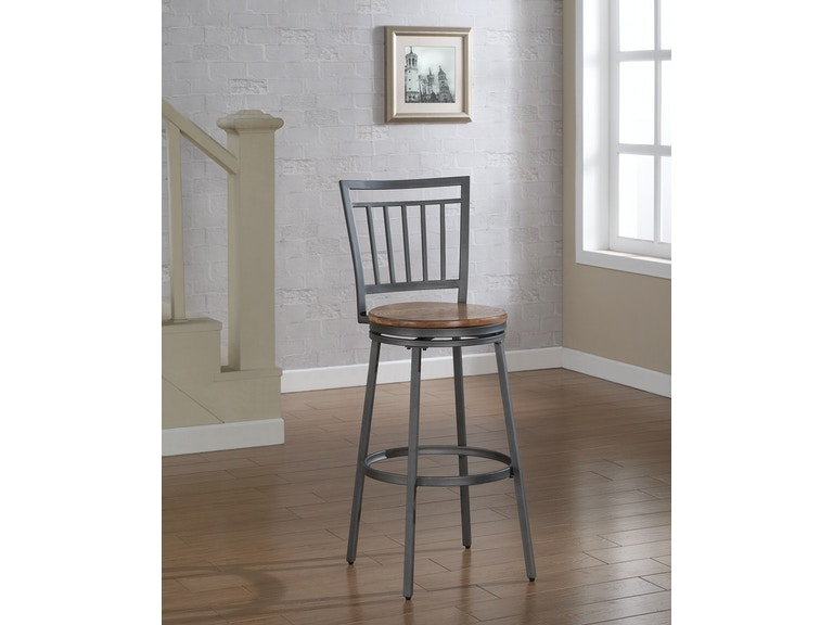 American Woodcrafters Bar Stool B1-101-30W