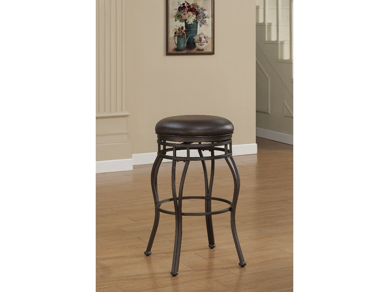 American Woodcrafters Bar Stool B1-102-30L