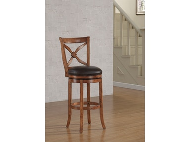 American Woodcrafters Bar Stool B2-201-30L