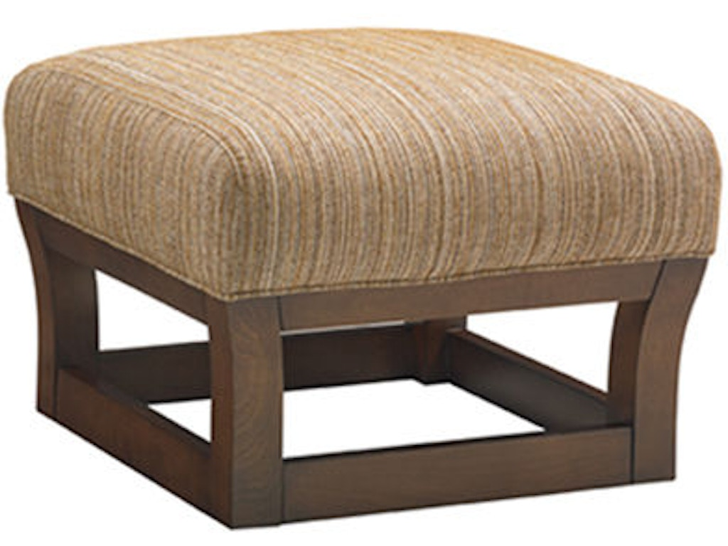 Lexington living room fusion ottoman 1523 44 stacy for Fusion kitchen plano