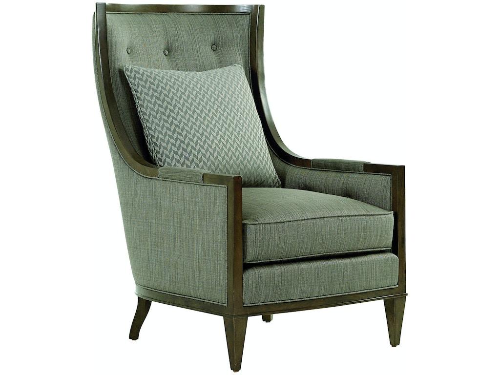Lexington Living Room Greenwood Chair 1597 11 Blockers Furniture Ocala Fl