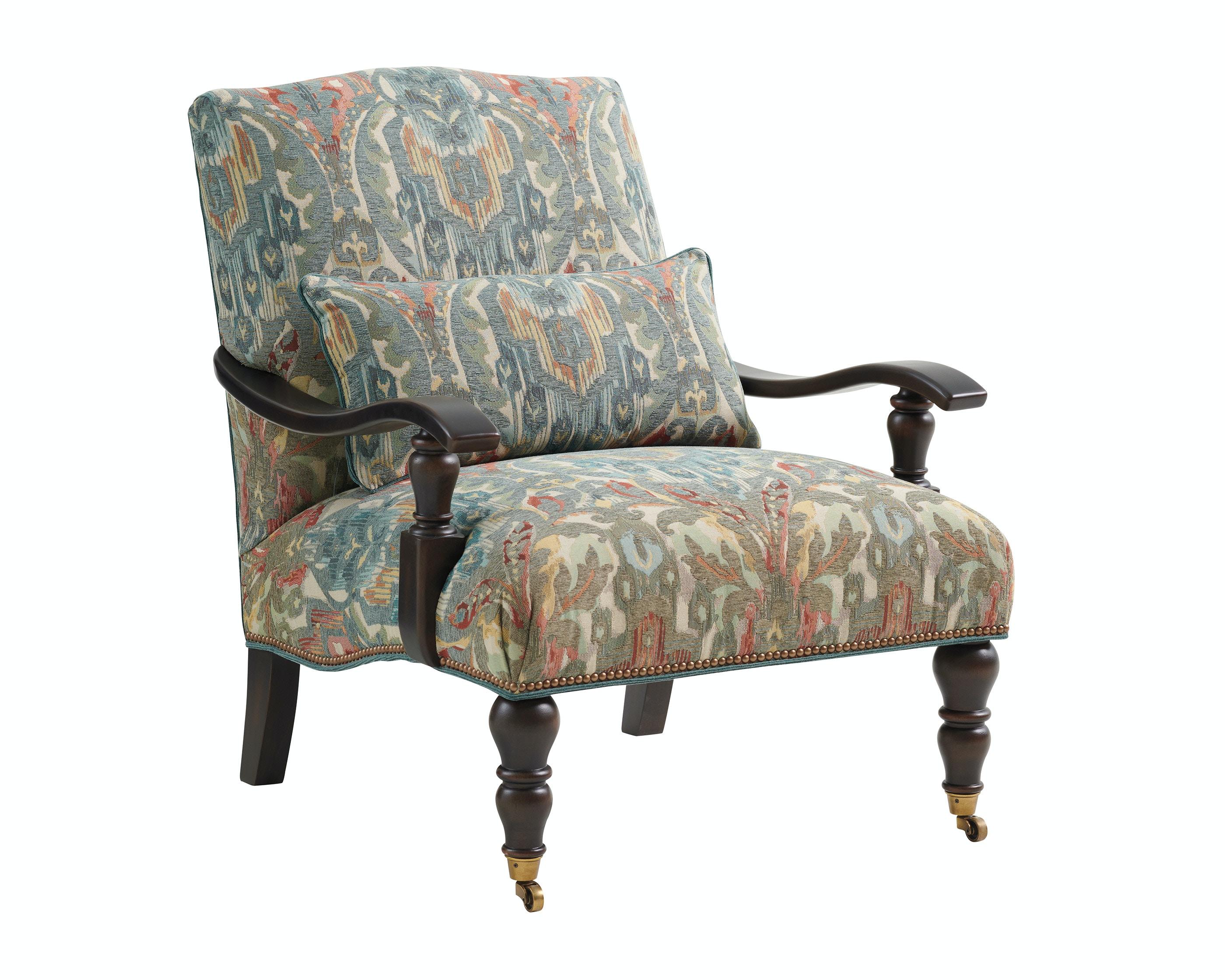 Lexington Living Room San Carlos Chair  sc 1 th 194 & Lexington Living Room San Carlos Chair 1667-11 - Gallatin Valley ...