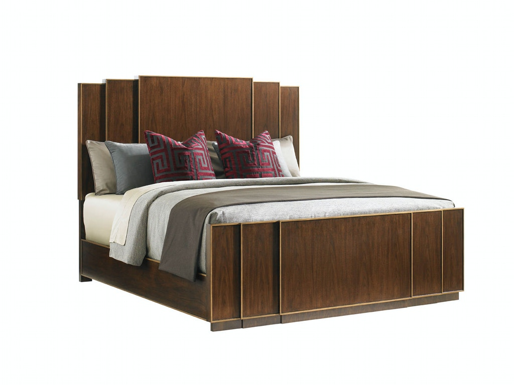 north carolina furniture bedroom sets lexington bedroom fairmount panel bed king 706 134c