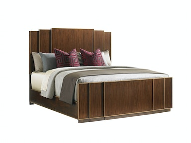 Fairmount Panel Bed King