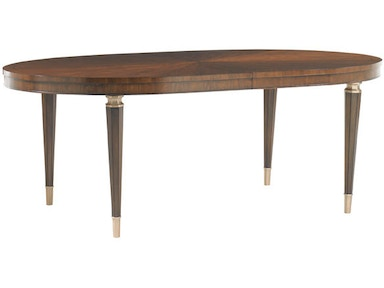 Lexington Drake Oval Dining Table 706-872