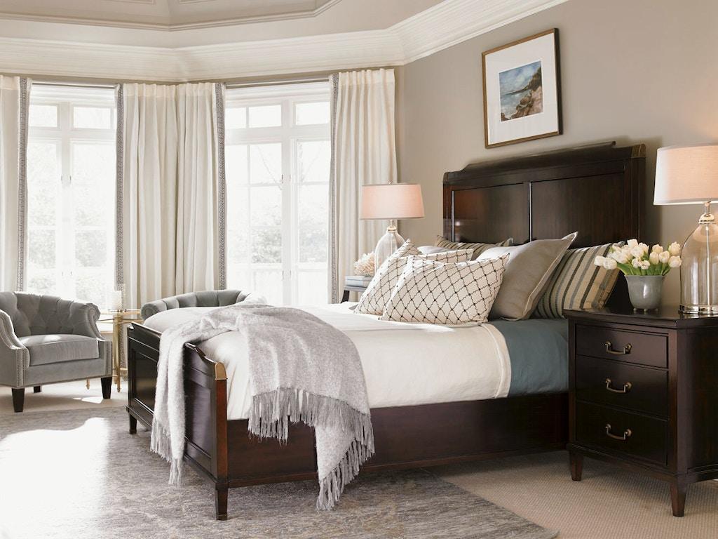 Lexington Bedroom Bennington 6/6 Panel Bed 708-134C - Stacy ...