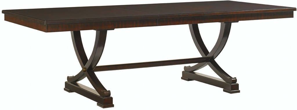 Lexington Dining Room Westwood Rectangle Dining Table 708 877 West Coast Living