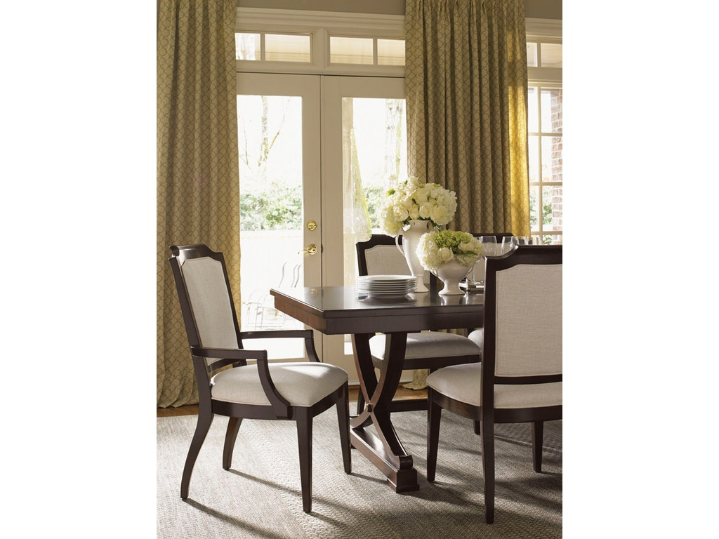 Lexington Dining Room Candace Arm Chair 708-883-110111 - Louis ...