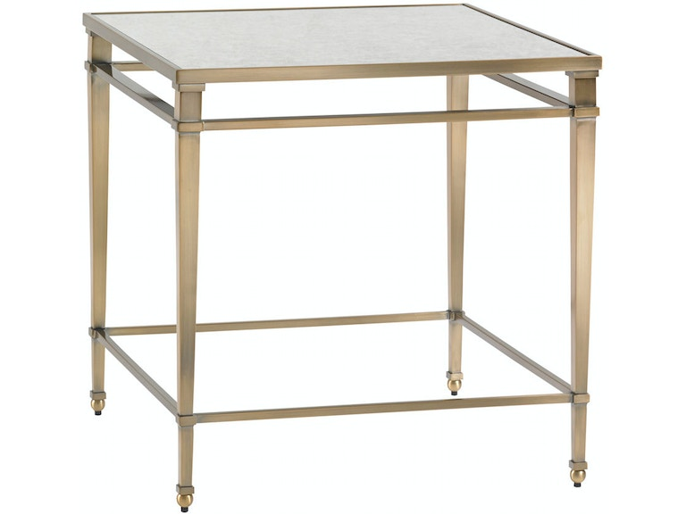 Lexington Living Room Maxfield Metal Lamp Table 708 955