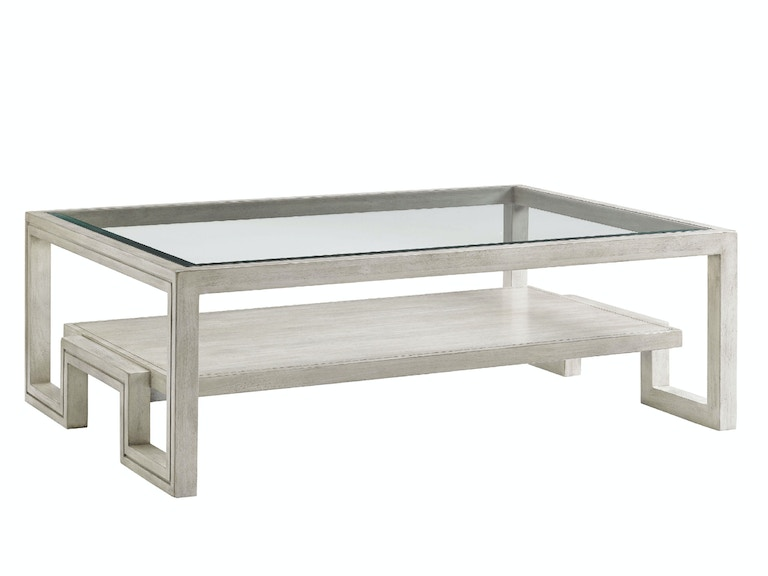 Lexington Saddlebrook Rectangular Cocktail Table 714-943