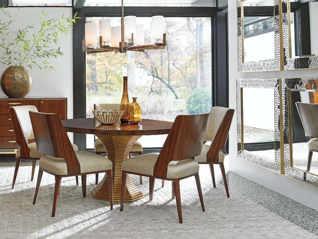 Lexington Dining Room Regency Round Dining Table Base 723-875B ...