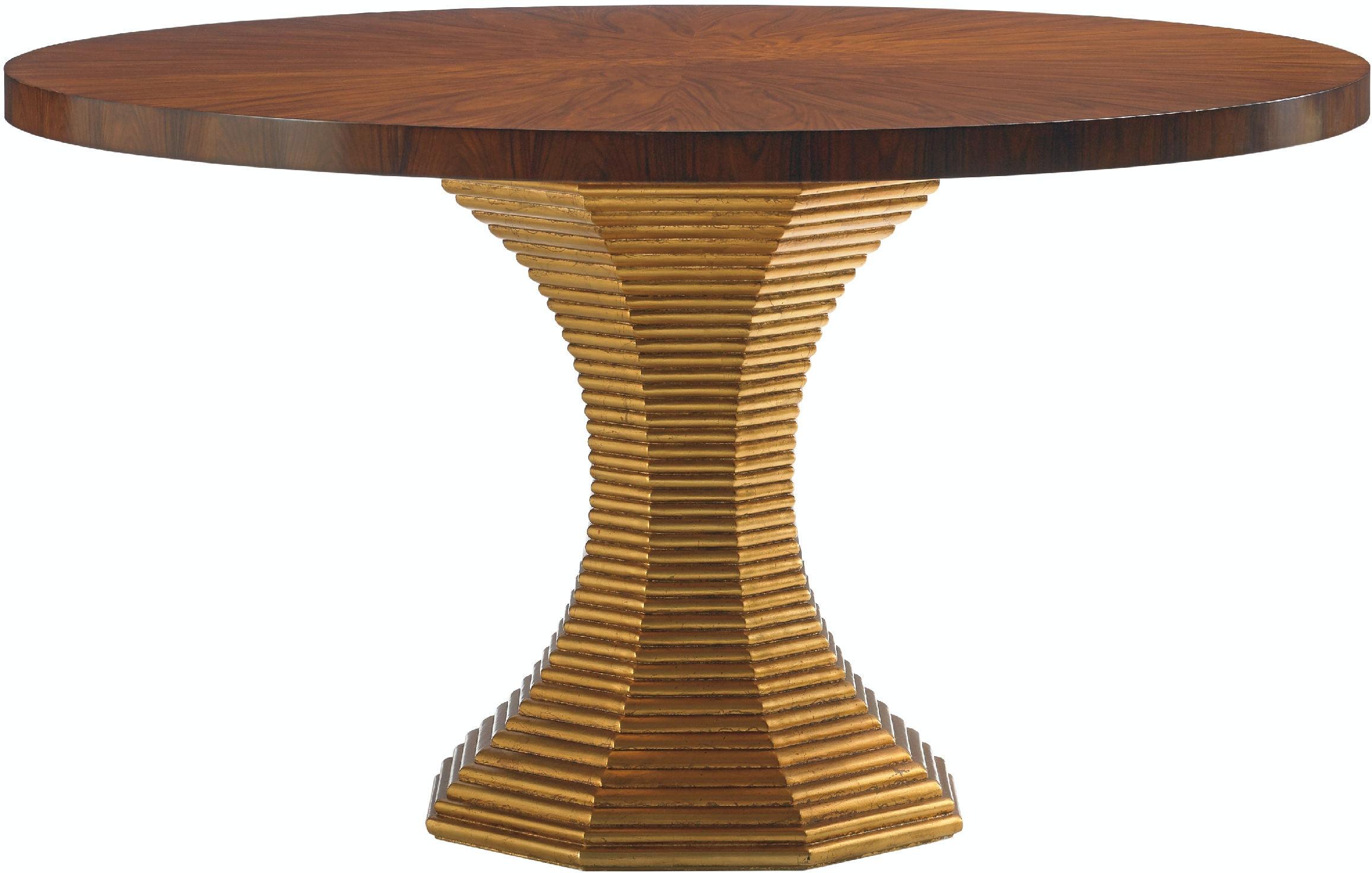 Lexington Dining Room Regency Round Dining Table Base 723 875B