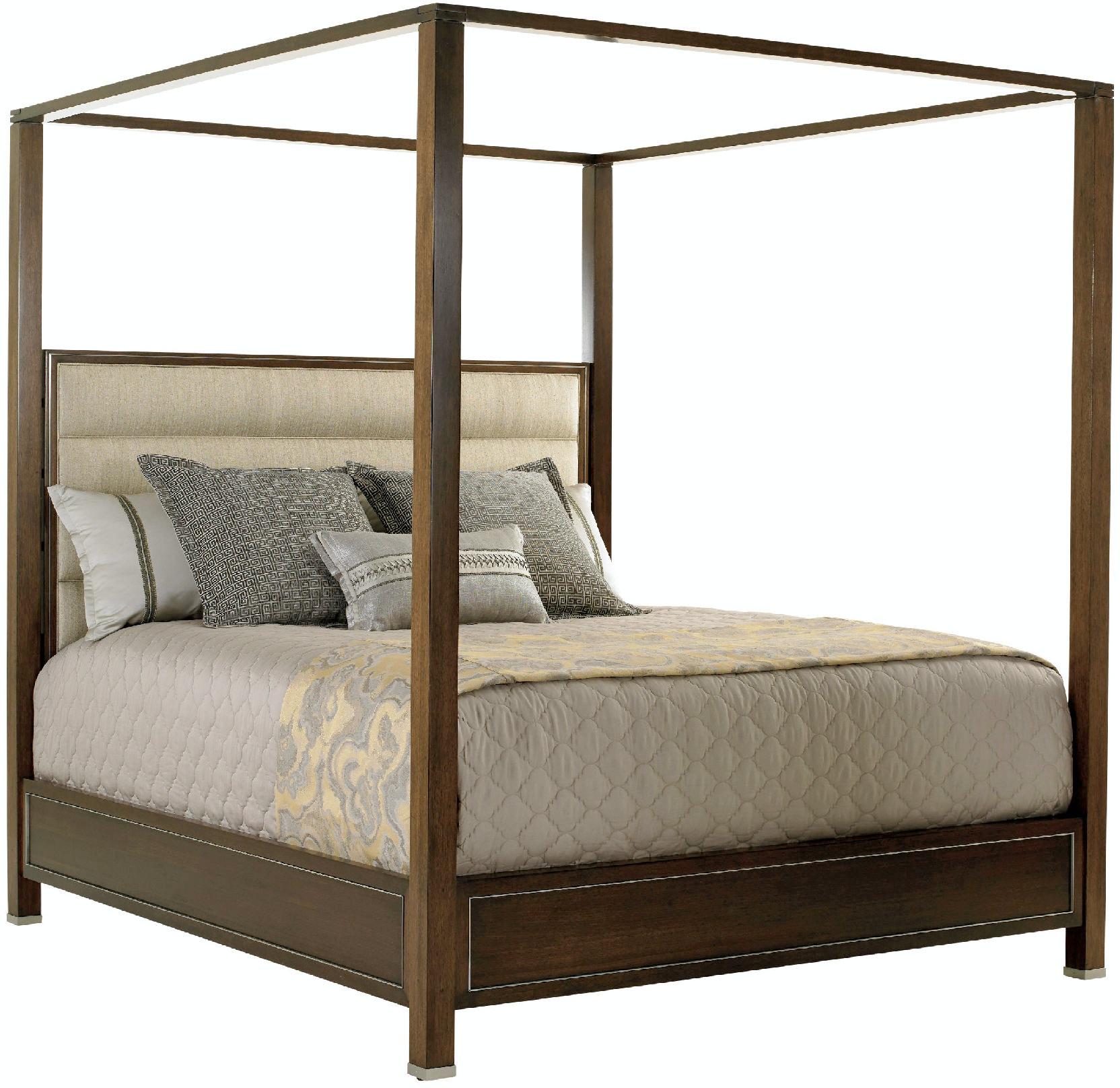 Lexington Bedroom Terranea Poster Bed 5 0 Queen 729 173c