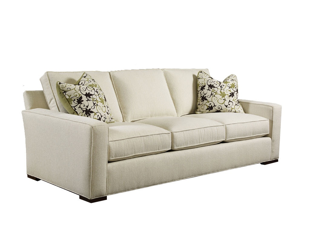 Lexington Living Room Loose Back Sofa 7490 33 Norris Furniture Interiors Fort Myers