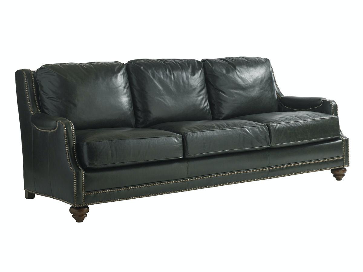 Lexington Alcot Leather Sofa 7572 33 01