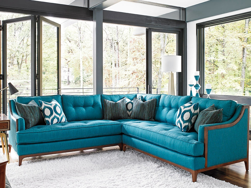... Lexington Barclay Sectional 7577-Sectional ... : lexington sectional - Sectionals, Sofas & Couches