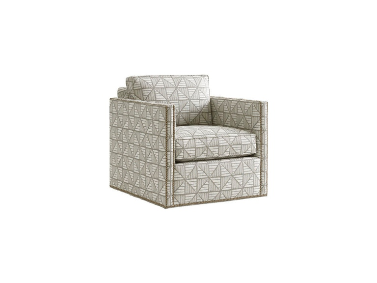 Lexington Hinsdale Swivel Chair 7607-11SW