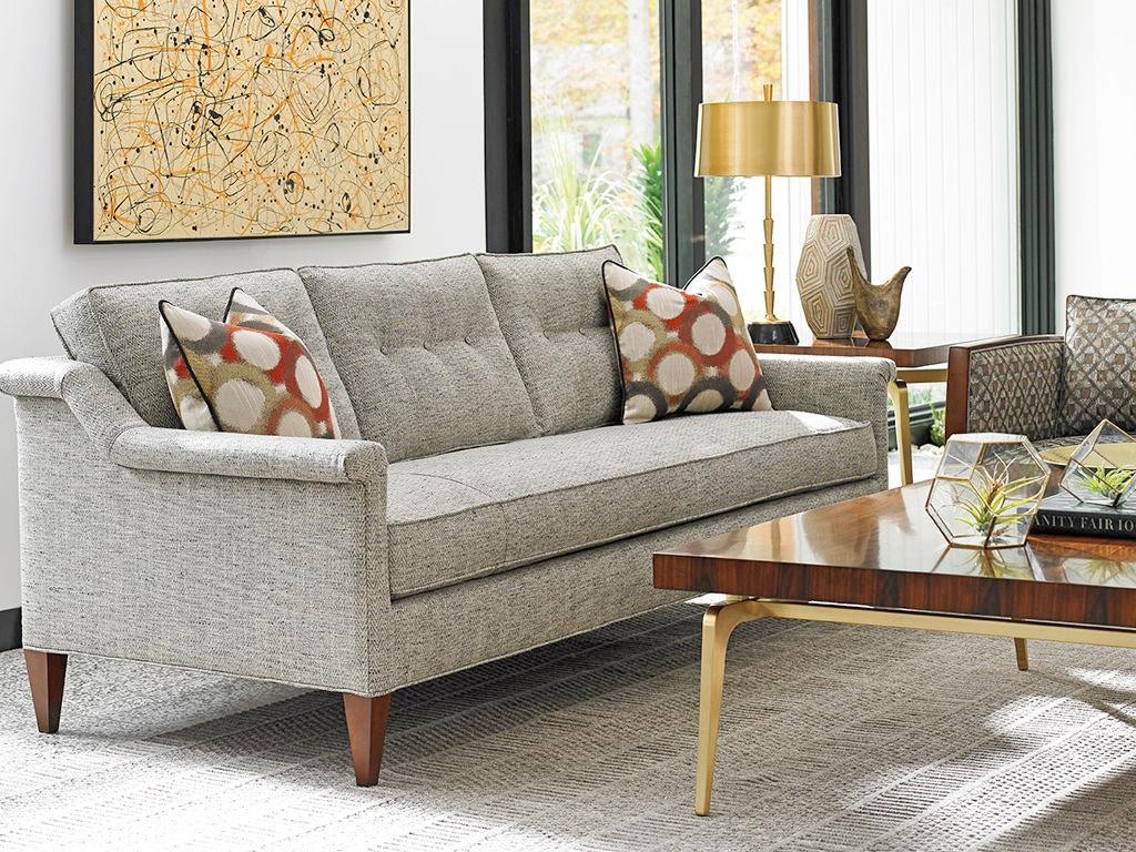 Lexington Living Room Whitehall Sofa 7780-33 - Ennis Fine Furniture - Boise, ID, Reno, NV ...