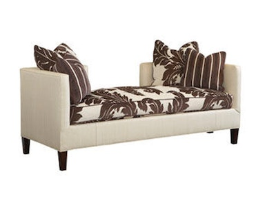 Lexington Sebastian Settee 7801-23