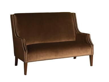 Lexington Tight Back Settee 7841-23
