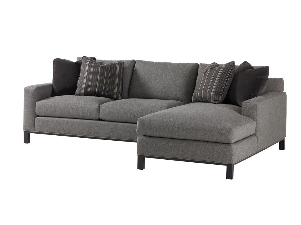Lexington living room chronicle raf chaise 7910 57r for Chaise wayne
