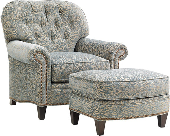 Lexington Living Room Bayville Chair 7935 11 Ennis Fine