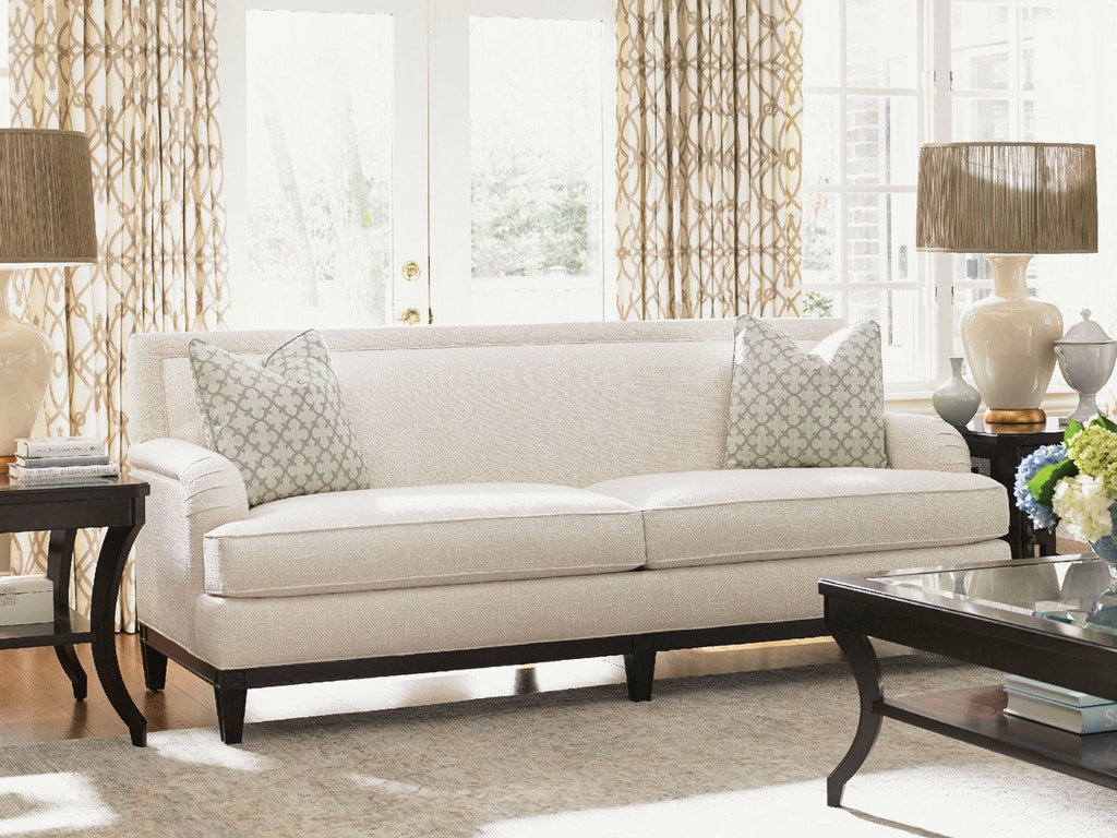 Living Room Furniture North Carolina Lexington Living Room Aubrey Sofa 7996 33 North Carolina