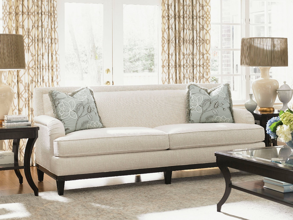 Living Room Furniture North Carolina Lexington Living Room Aubrey Sofa 7996 33 North Carolina