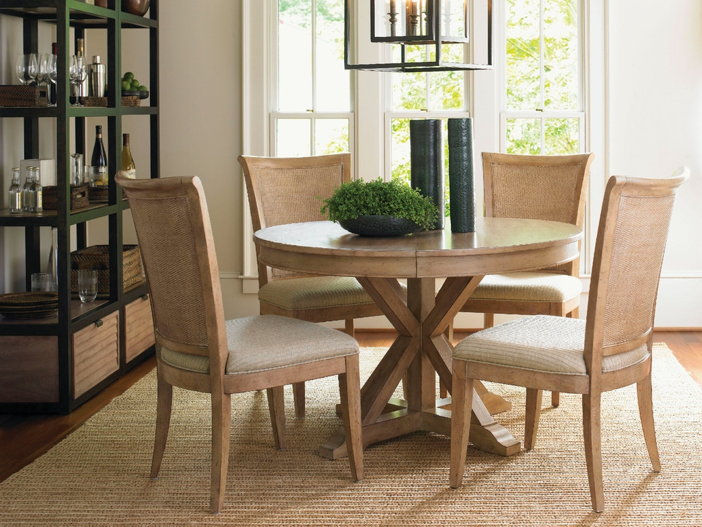 Lexington Dining Room San Marcos Dining Table 830-870C - Royal ...