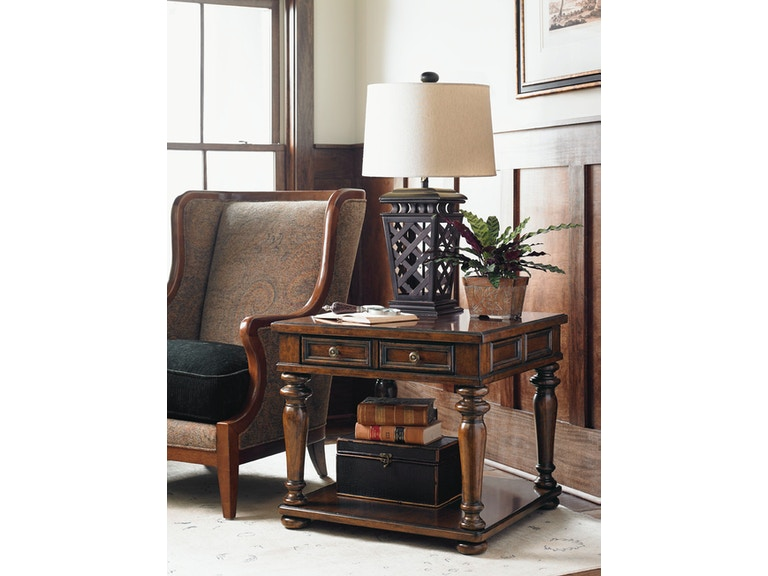 Lexington Fairfield Lamp Table 945-955