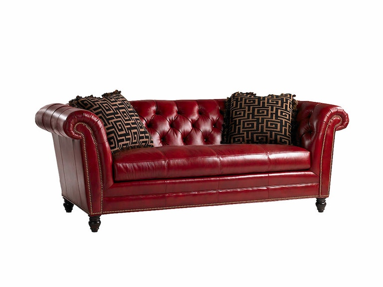 Lexington Bridgewater Leather Sofa 9550-33-01