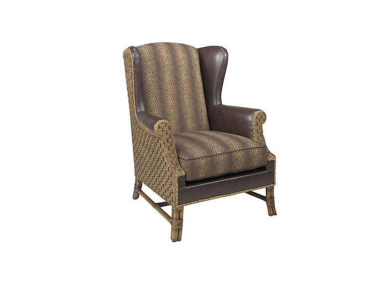 Lexington Sanctuary Leather Wing Chair LL1564-11