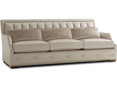 Lexington Living Room Audrey Leather Sofa Ll7141 33 Georgia Furniture Savannah Ga