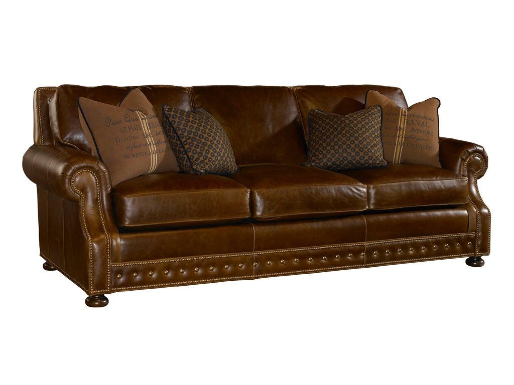 Delicieux Lexington Living Room Devon Leather Sofa LL7221 33   Louis Shanks   Austin,  San Antonio TX