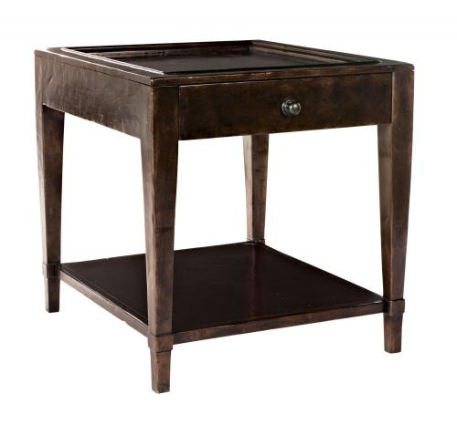 322 112B. End Table