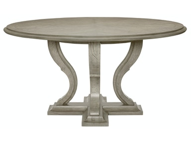 Bernhardt Dining Room Round Dining Table