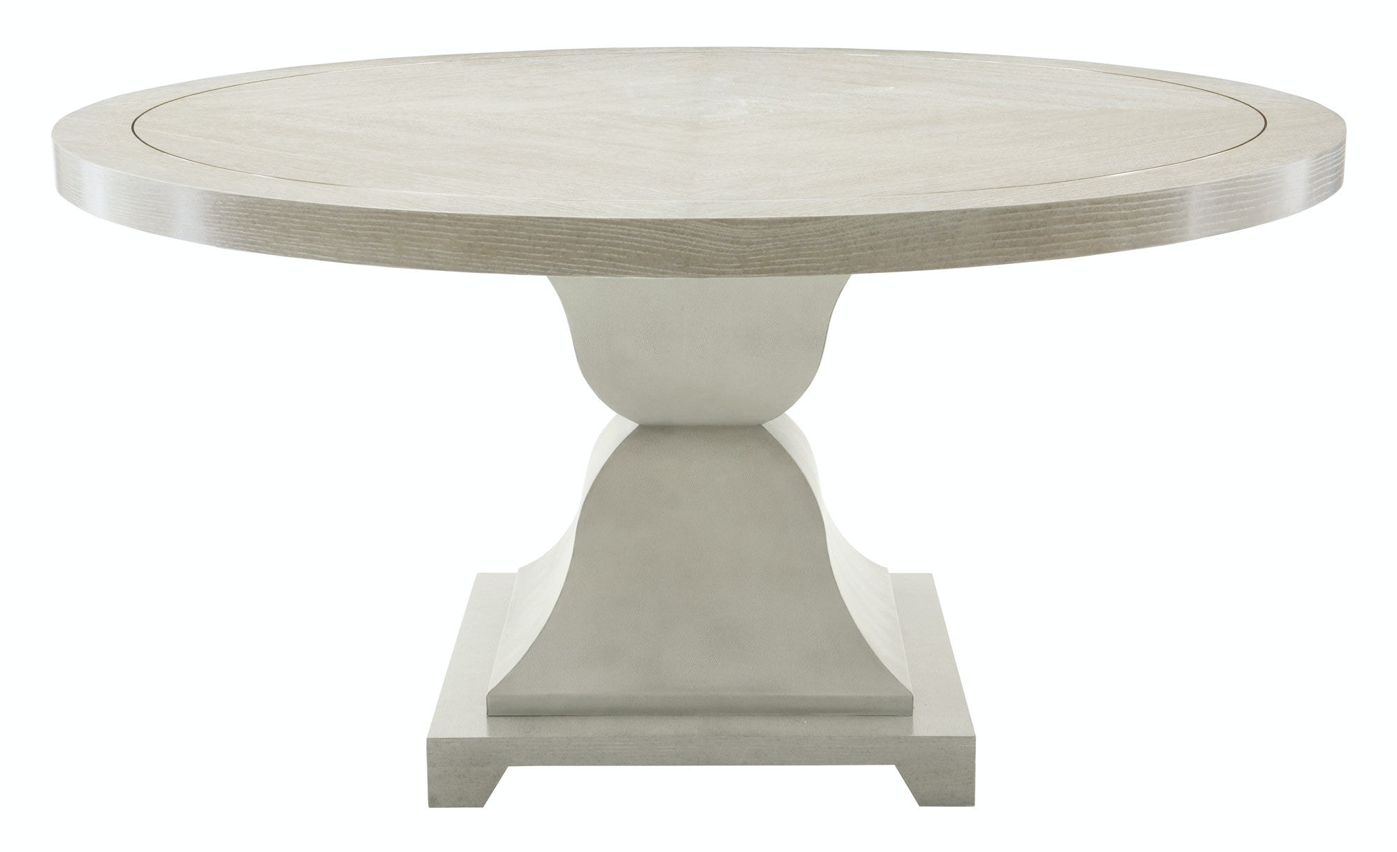Ordinaire Bernhardt Round Dining Table 363 271G/ 363 273G