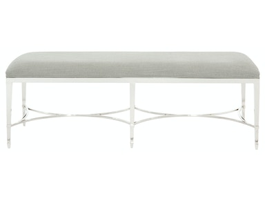 Bernhardt Metal Bench