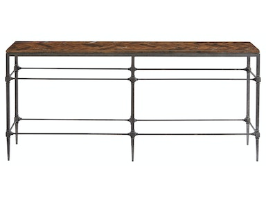Bernhardt Living Room Console Table