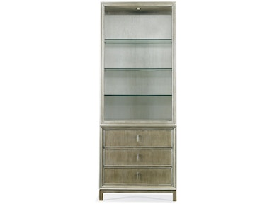 Hickory White Carl Bookcase 103-00