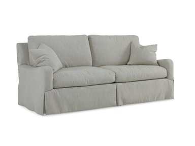 Hickory White Madison Sofa 130LX09D