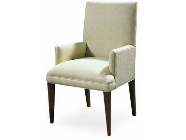Hickory White Arm Chair 225A