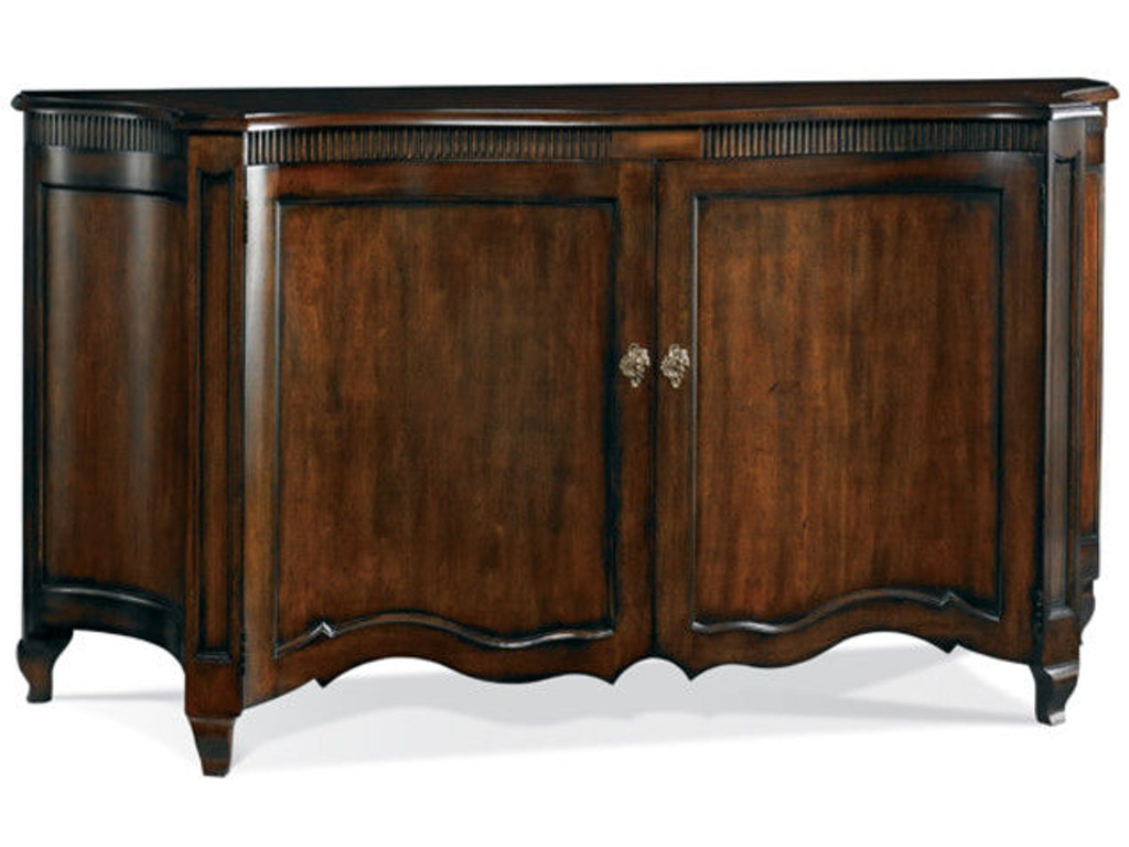 Hickory white dining room buffet credenza 300 22 for Sideboard 300