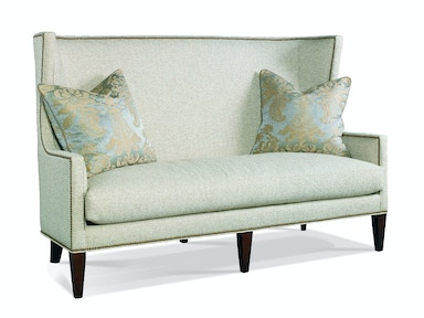 Hickory White Sofa 4294-05