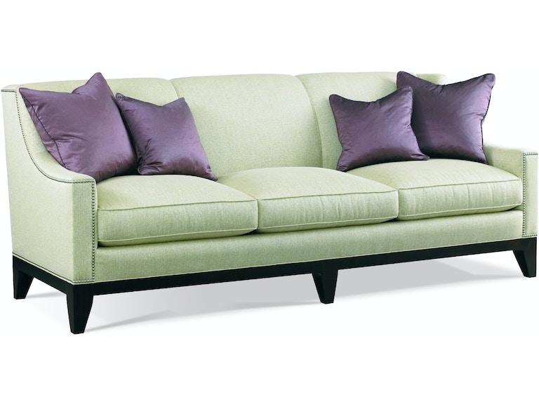 Hickory White Living Room Sofa 4403 05 Georgia Furniture Savannah Ga